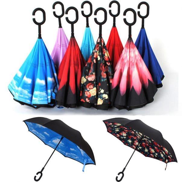 Comment choisir son parapluie inversé ?